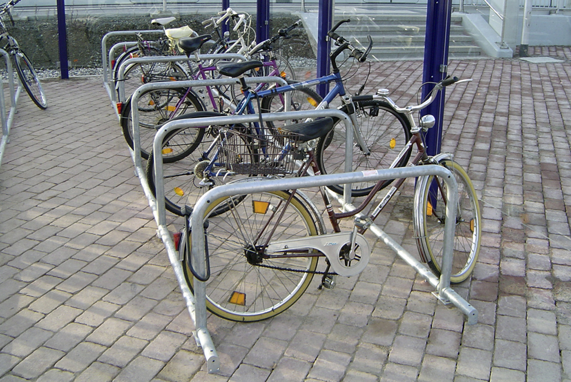 Beta Basis sistema di parcheggio per bici
