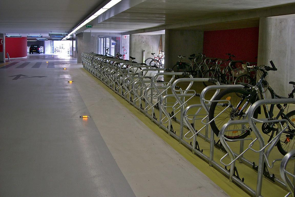 Sistemi per parcheggiare la bici ORION