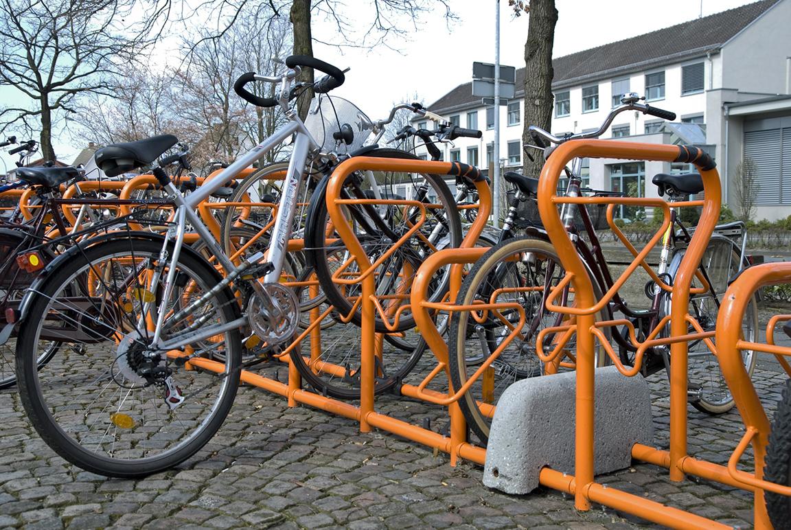 Orion Beta XXl sistemi di parcheggio per bici