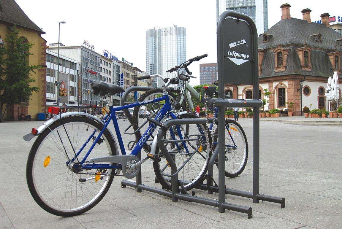 Beta Air parcheggii per bicicletta