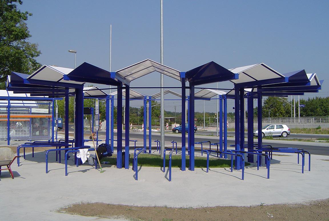 Protezione esterna per biciclette Orion