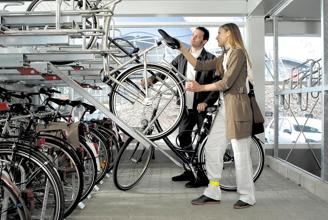 Orion parcheggi per biciclette