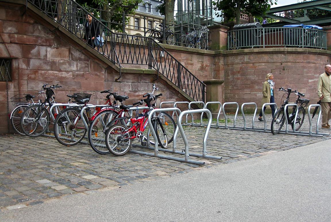Parcheggi estermi per bici