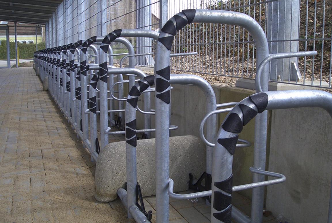 Beta XXL elementi di protezione per il telaio delle biciclette