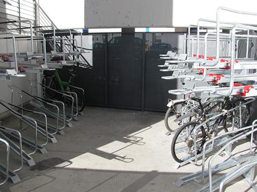 Orion porta biciclette